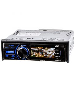 JVC KD-AV41BT Single DIN In-Dash Digital Media DVD Receiver -
