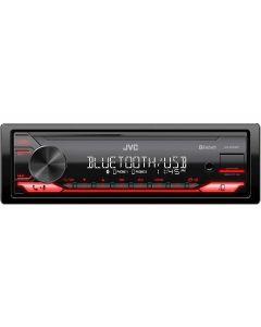 JVC KD-X270BT Single DIN Bluetooth CD Receiver