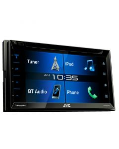"""JVC KW-V330BT 6.2"""" Double DIN Car Stereo receiver - Main"""