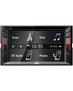 "JVC KW-V140BT 6.2"" Double DIN Car Stereo receiver - Main menu"