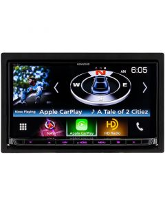 """Kenwood DNX994S Double DIN 6.95"""" In-Dash DVD/CD/AM/FM Receiver - Main"""