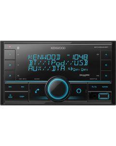 Kenwood DPX304MBT Double DIN Digital Media Receiver