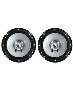"""Kenwood KFC-C1655S 6.5"""" Sport Series Car Speakers"""