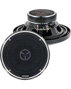 "Kenwood KFCX173 6.75"" 2-Way Flush-Mount Speakers for Car - Main"