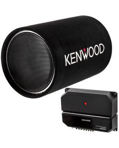 "Kenwood P-W131TB 12"" Tube Subwoofer System with Kenwood KAC-5207 Amplifier - Main"