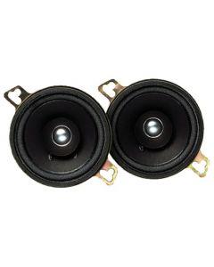 "Kenwood KFC835C 3.5"" 2-Way Performance Series Dual Cone Coaxial Car Speakers-main"