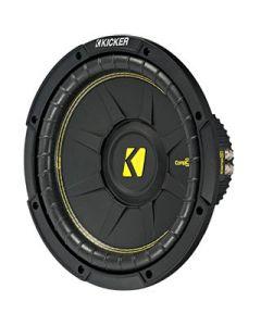 Kicker 44CWCD104 10 inch Round Subwoofer