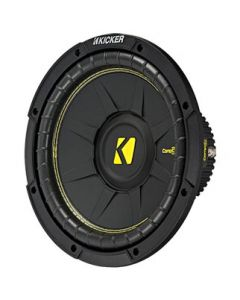 Kicker 44CWCS104 10 inch Round Subwoofer