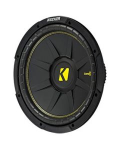 Kicker 44CWCS124 12 inch Round Subwoofer