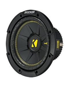 Kicker 44CWCS84 8 inch Round Subwoofer