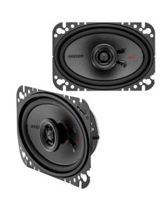Kicker 44KSC4604 KS Series 4x6 inch 2-Way Coaxial Car Speakers