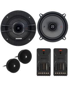 Kicker 44KSS504 5.25 inch 200 Watt Component Speaker System - Main
