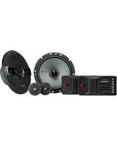Kicker 44KSS6704 6.75 Inch 250 Watt Component Speaker System