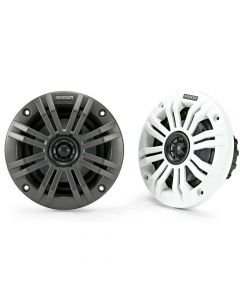 Kicker 45KM44 KM Series 4 inch 2-Way Coaxial Marine Speakers