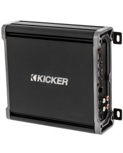 Kicker 46CXA400.1 300 Watts RMS Class D Monoblock Amplifier