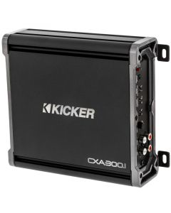 Kicker CXA300.1 Monoblock Amplifier - Main