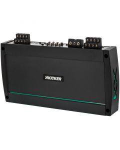 Kicker 44KXMA800.5 800 Watt RMS 8-Channel Class D-IC Bridgeable Marine Amplifier - Main