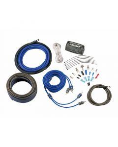 Kicker CK4 4 Gauge 2-Channel Amplifier Installation Kit