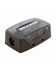 Kicker FHD AFS Fuse Holder with One 1/0-8 Guage Input and Two 4-8 Guage Output