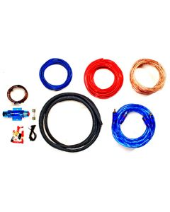 Power Acoustik KIT-10G 10-Gauge Amplifier Kit