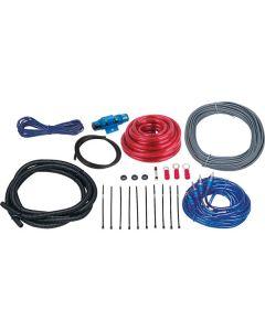 Boss Audio KIT-2 Car Amplifier 8-Gauge Amplifier Installation Kit