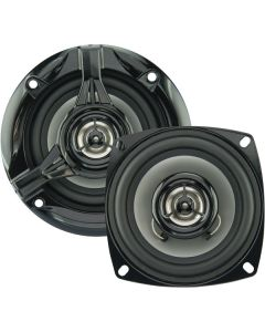 "Power Acoustik KP-42N KP Series 4 Inch 2-Way Speakers - 160-Watts and 10 ounce Magnet With .75"" Voice Coil"