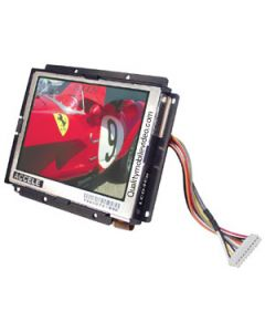 "Accelevision LCD4CH 4"" Commercial Grade LCD Module"