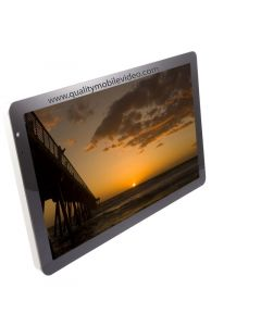 Accelevision LCDB19W Fixed base overhead LCD monitor for bus, permanent, or display use