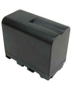 LENMAR LIS970P Sony® NP-F950 NP-F960 NP-F970/B 7.2 Volt 7800 mAh Li-ion battery