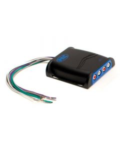 PAC LP34 L.O.C PRO Series 4-Channel High Power Line Output Converter for Vehicles