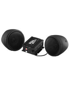 Boss Audio MCBK400 Motorcycle/UTV Speaker and Amplifier System - Main