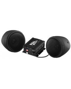 Boss Audio MCBK420B Motorcycle/UTV Speaker and Amplifier System with Bluetooth - Main