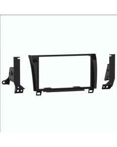 Metra 108-TO1CHG 8 inch Pioneer DMH-C5500NEX Multimedia Receiver Car Stereo Dash Kit for 2007 - 2014 Toyota Tundra , Sequoia