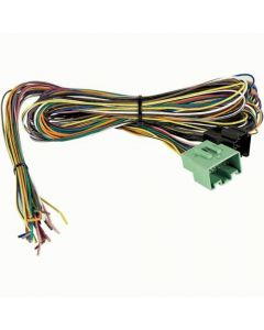 Metra 70-2057 Factory Amplifier Bypass Harness for 2014 - and Up Chevrolet and GMC vehicles with M.O.S.T. Amplifier