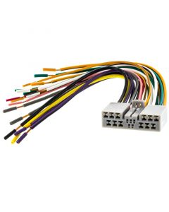 Metra 71-1722 for Honda Civic (excluding DX model) 2006 Wiring Harness - Main