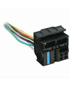 Metra 71-9003 Car Stereo Wiring Harness for 2001 - 2017 Audi, BMW and Volkswagen vehicles
