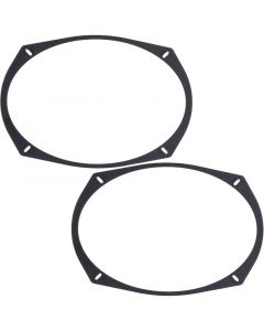 Metra 82-6902 Universal 0.5 inch Spacers for 6x9 inch Speakers - main