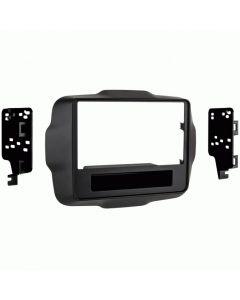 Metra 95-6532B Car Stereo Dash Kit for 2015 - and Up Jeep Renegade - Main
