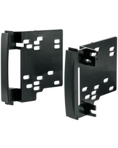 Metra 95-6511 Double DIN Dash Kit for 2007 - and Up Chrysler, Dodge, Jeep, Mitsubishi, RAM trucks and Volkswagen vehicles