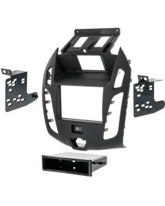 Metra 99-5831B Black Single DIN Installation Kit - Main