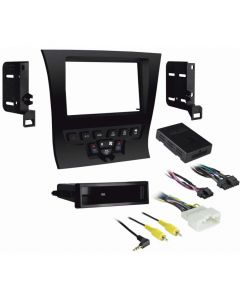 Metra 99-6525B Double DIN Radio Installation kit for 2011 - 2014 Chrysler 300