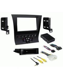 Metra 99-6525HG Single or Double DIN Radio Installation kit for 2011 - 2014 Chrysler 300