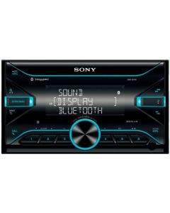 Sony DSX-B700 Double DIN Digital Media Receiver with Bluetooth and SiriusXM Ready