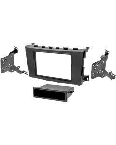 Metra 99-7617GHG Single or Double DIN Mounting Kit for 2013 - 2015 Nissan Altima Sedan Vehicles -