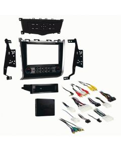 Metra 99-7627HG Single or Double DIN Radio Installation kit for 2013 - 2016 Nissan Pathfinder