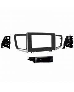 Metra 99-7811B Car Stereo Dash Kit for 2016 Honda Pilot - Main