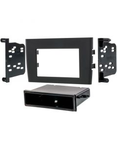 Metra 99-9228B Single or Double DIN Radio Installation kit for 2003 - 2014 Volvo S60 and V70 - Main