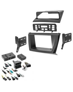 Metra 95-9324B Double DIN Car Stereo Dash Kit for 2004 - 2010 BMW X3