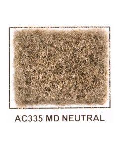 "Metra AC335-5 40"" Wide x 5 Yard Long Acoustic Carpet - Medium Neutral"