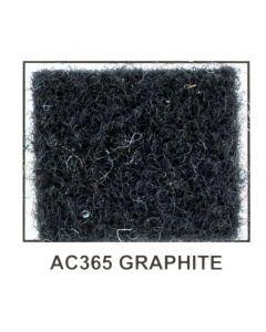 "Metra AC365-5 40"" Wide x 5 Yard Long Acoustic Carpet - Graphite"